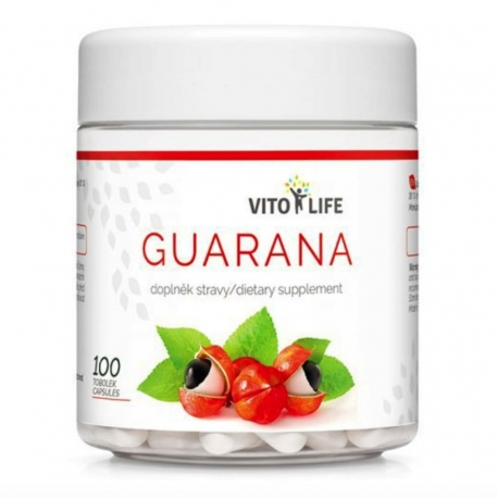 Guarana tablety (100 x 400 mg)