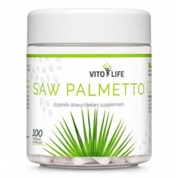 Saw palmetto (320 mg - tablety)