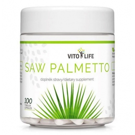 Saw palmetto - tablety