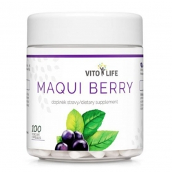 Maqui berry (tablety - extrakt) 100 tbl.